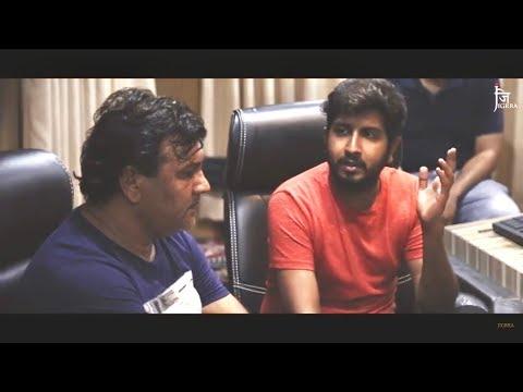 Jigrra (Jigardan Gadhavi)- Mogal Taro Aashro Making feat.  Kirtidan Gadhvi