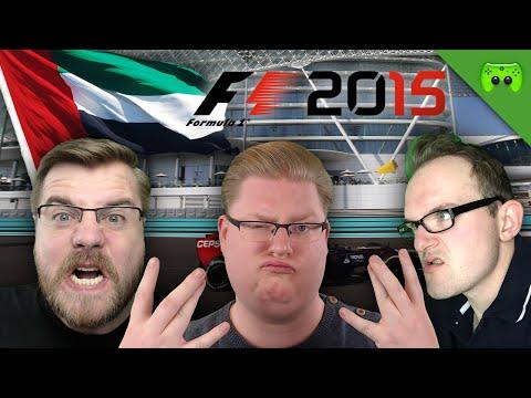 GP VON ABU DHABI 2/2 🎮 F1 2015 #19