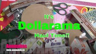 July Dollarama Haul