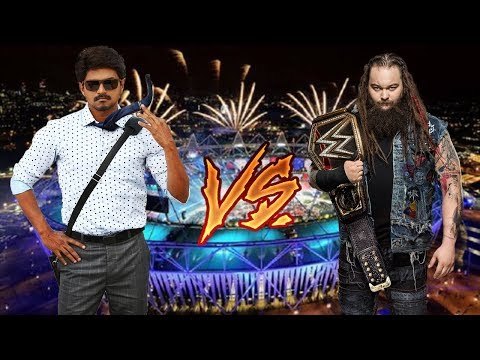 Vijay VS Bray Wyatt - WWE Fight thumbnail