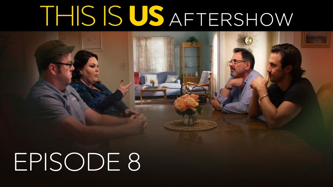This Is Us Aftershow Season 1 Episode 8 Digital
