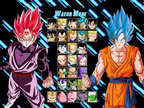 DBZ Extreme Butoden Tag System DOWNLOAD