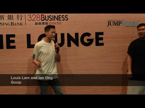 Pitching for Charity and Community Building | Entrepreneur Day 2018