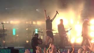 Casper & Marteria - Champion Sound - Live @ Olympiapark - Lollapalooza Festival, Berlin - 09/2018