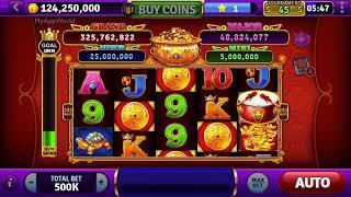 Tycoon Casino - Vegas Slots Gameplay HD 1080p 60fps