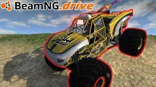 BeamNG.drive 1500HP ROCKET MONSTER TRUCK