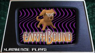 Gang Weed Violence - Lawrence Plays Earthbound Pt. 1