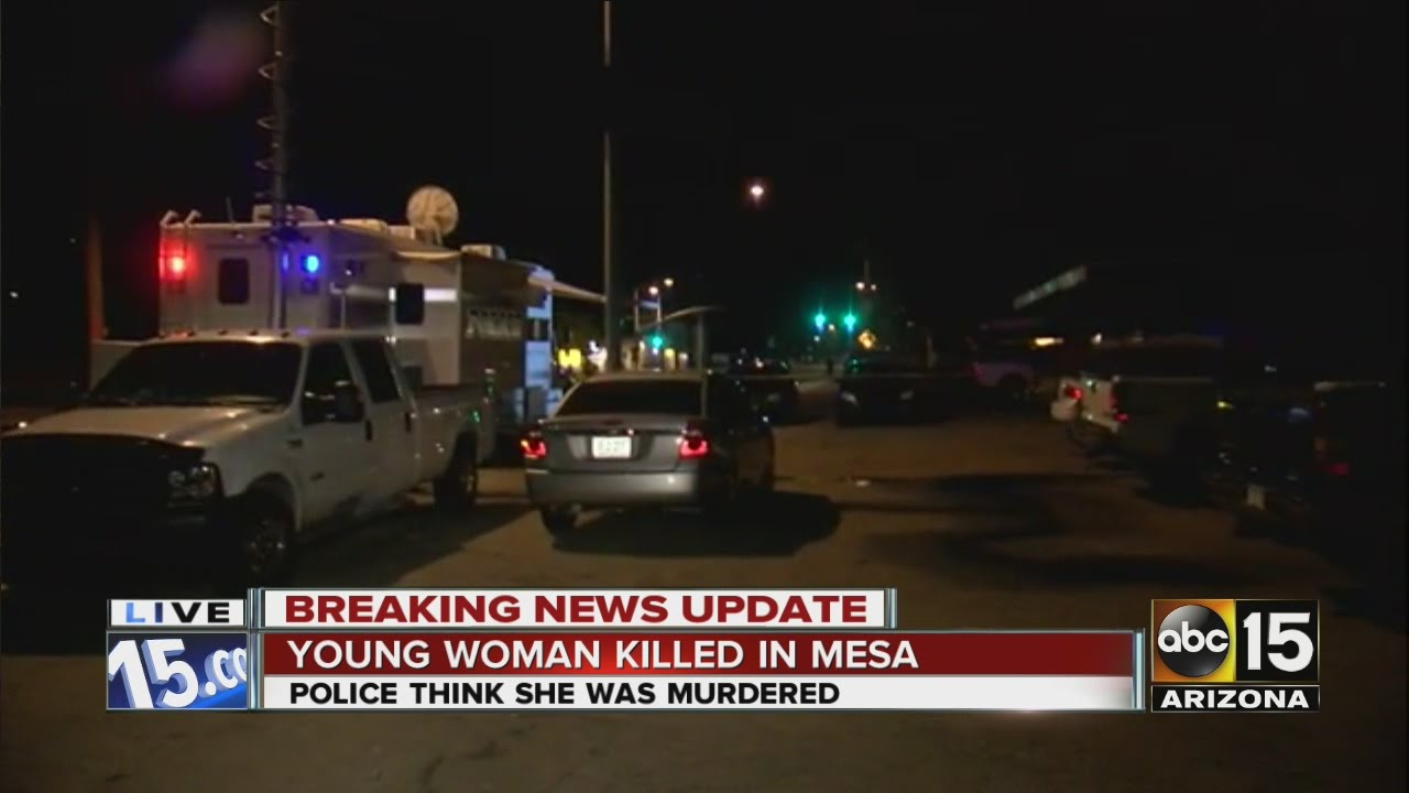 Woman found dead in Mesa apartment