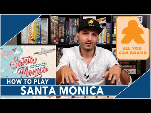 Santa Monica | Learn to Play (in LESS than 8 Minutes!)