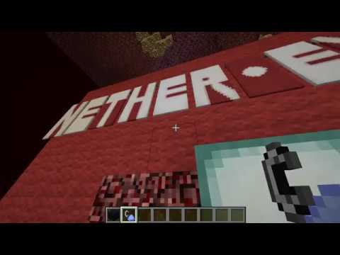 Follow me to the Nether World? (Netherex)