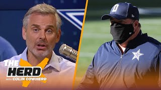 Mike McCarthy is not a fit in today's NFL, Cowboys need a rebuild - Colin | NFL | THE HERD