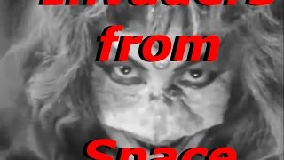 INVADERS FROM SPACE - SCIFI Movie 1965 - Full Movie Film