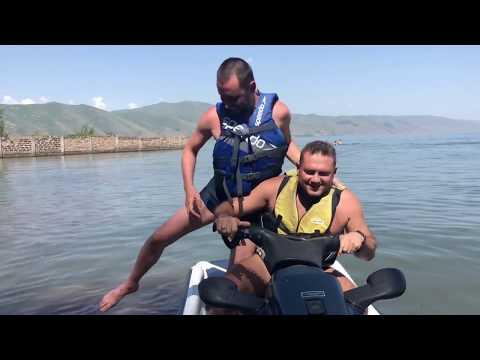 Отдых на озере Севан. Армения.