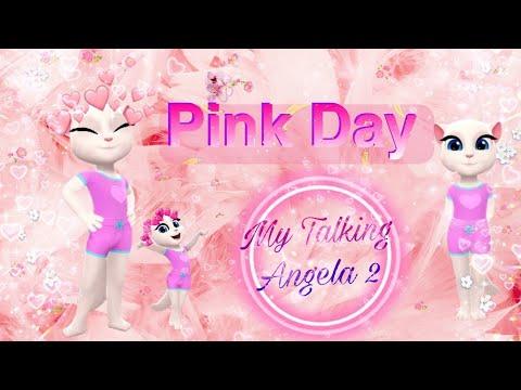 My Talking Angela 2 Pink Day