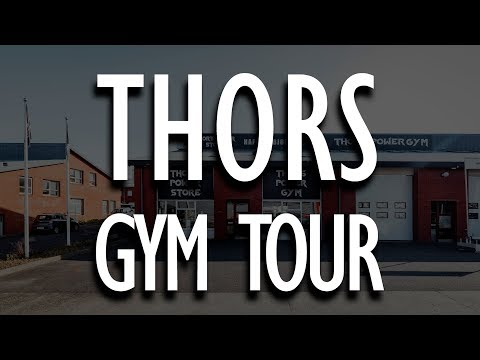 Download THORS POWER GYM TOUR AND GRAND OPENING Mp4 baru