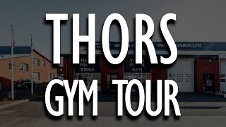THORS POWER GYM TOUR AND GRAND OPENING Video