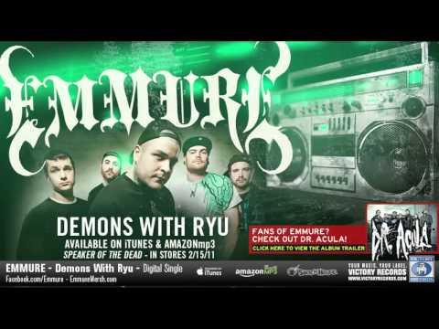 Emmure- Demons With Ryu, Lyrics