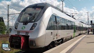 Leipzig Nord mit ICE 1, ICE-T, Regionalzüge, ICs, S-Bahn Mitteldeutschland, BR 101