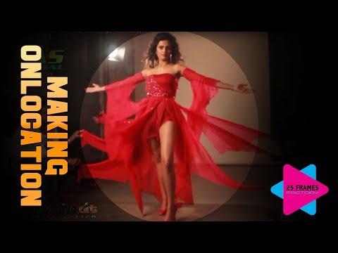 Photoshoot Making | Sweta Tiwari | Ravi kishan | Pawan Sing | Prashant Rane | Hd