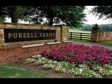 Pursell Farms Resort In Sylacauga, Alabama
