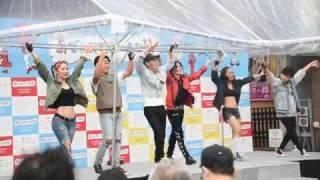 第9回沖縄国際映画祭_てんぶす_エイケルジャクソン&琉球ダンサーズ