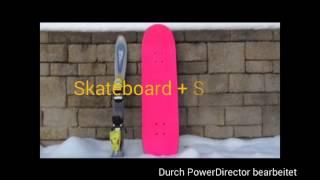DIY: Snowskate selber bauen