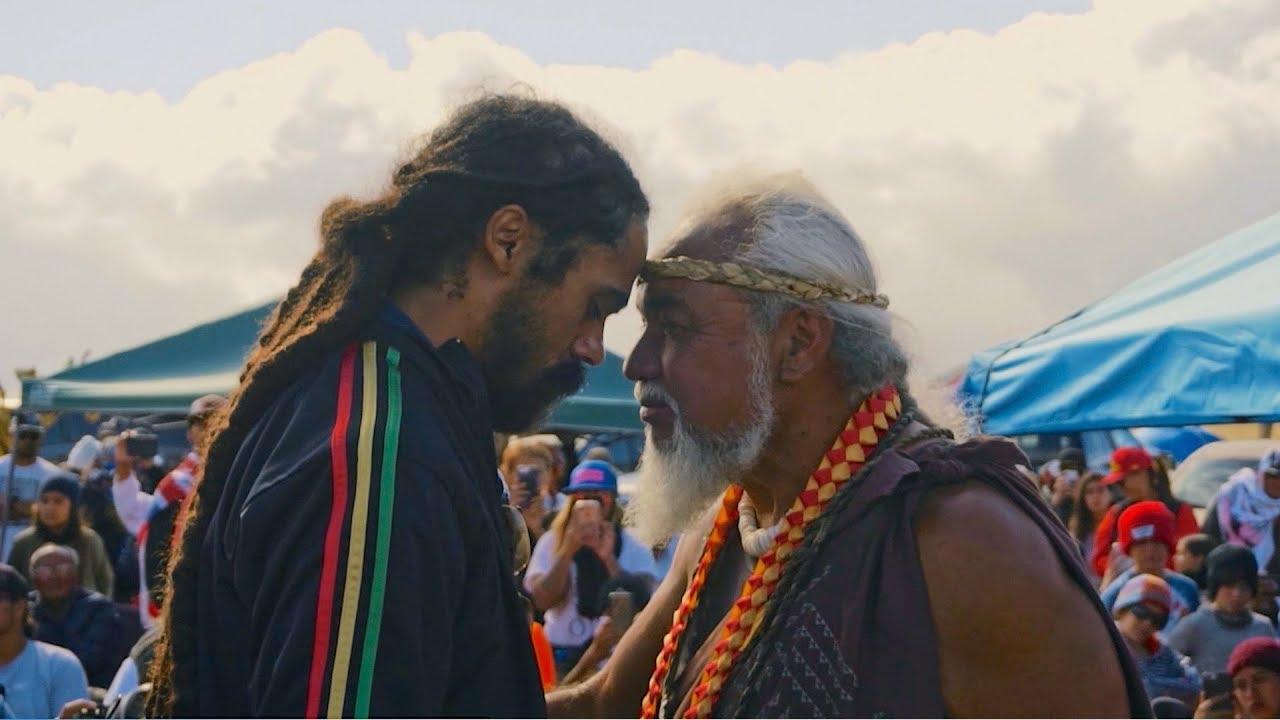 "Protect Mauna Kea - Damian ""Jr. Gong"" Marley"