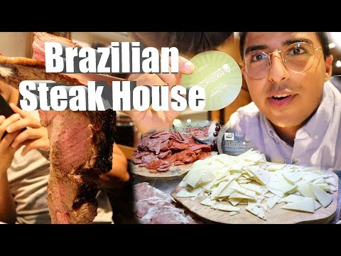 All You Can Eat Brazilian Steakhouse! | Fogo De Chao NYC | Impulsive Traveler