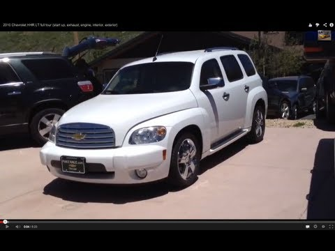 2010 Chevrolet HHR LT Full Tour (start Up, Exhaust, Engine, Interior, Exterior)