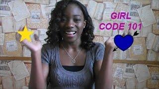 SHE BROKE THE CODE || GIRL CODE 101