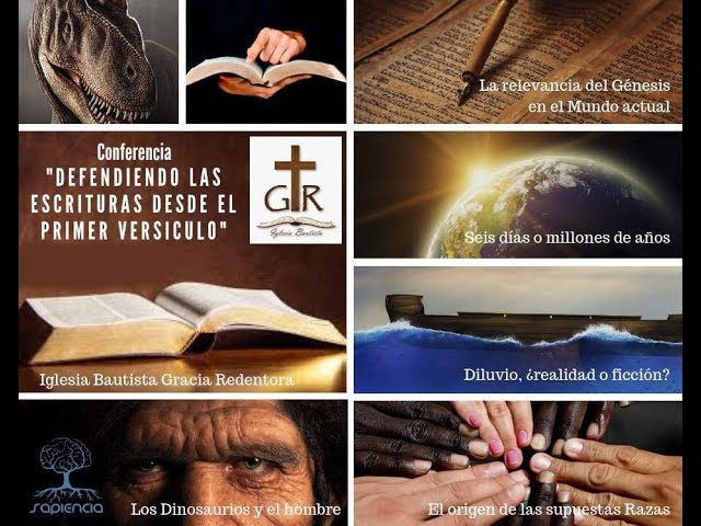 La Relevancia Del Génesis En El Mundo Actual - Pastor Arturo Valdebenito