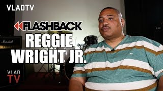 Reggie Wright on Orlando Anderson Fighting Death Row's Travon Lane Over Death Row Chain (Flashback)