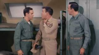 Sgt. Carter Loses His Voice (Frank Sutton)