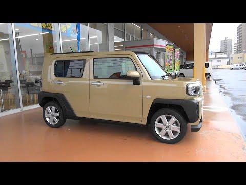 2020 New DAIHATSU TAFT 660cc 4WD - Exterior & Interior