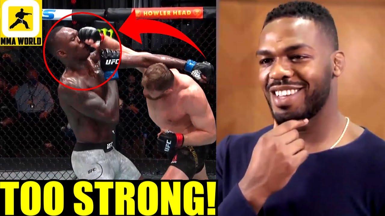 MMA Community React to Jan Blachowicz giving Israel Adesanya his first loss in MMA,UFC 259,Jon Jones