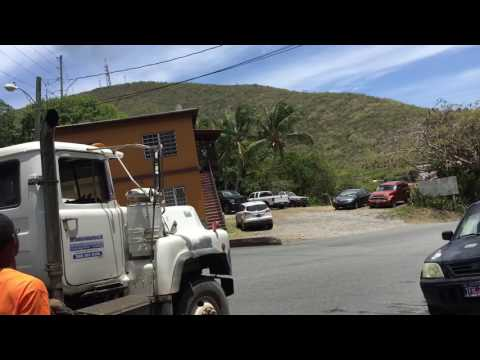 Loud Mack CH600 Pulling A Machine