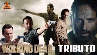 The GeekLab l Tributo a Rick l The Walking Dead