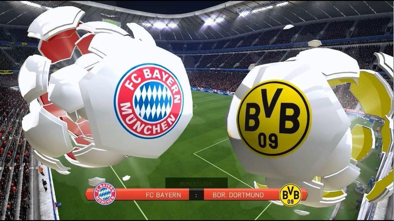 Bayern Vs Bvb