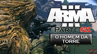 Arma 3 King of the Hill - O Homem da Torre #21
