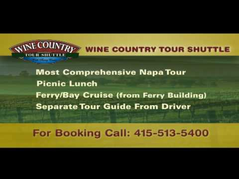 Wine Country Tour Shuttle