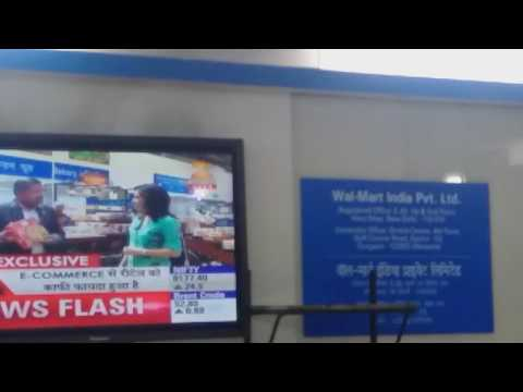 Walmart India Private Label on News