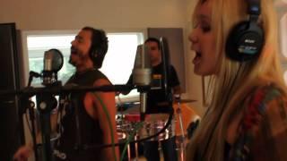 Karina, Pablo Lescano y Pablo Granados - Amame