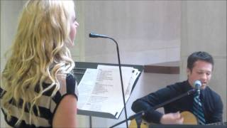 God Gave Me You - Wedding Song - Duet  - Cover (Blake Shelton)