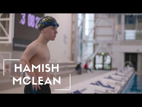 Meet Our Paralympians: Hamish McLean