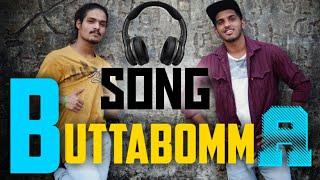 #AlaVaikunthapurramuloo ButtaBomma Dance Song (4k) | Allu Arjun |Trivikram | Thaman S|#AA19