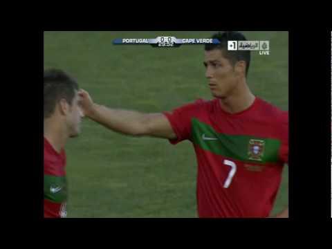 Cristiano Ronaldo vs Cape Verde 09-10 By Ladlem2