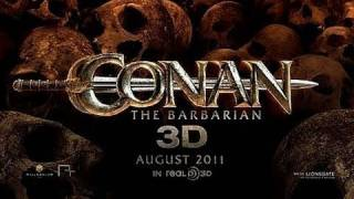 Conan The Barbarian: Official Teaser Trailer
