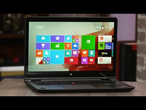 A Bigger Screen For The Lenovo ThinkPad Yoga