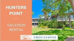 Hunters Point | Vacation Rentals | Anna Maria Island