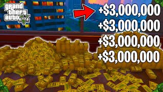 The Best Ever Money Method RIGHT NOW In GTA 5 Online! (MAKE MILLIONS!)